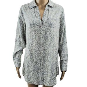 Soft Surroundings Long Sleeve Top Size Small